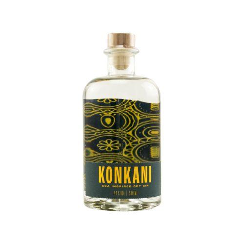 Konkani Goa Inspired Dry Gin 0,50l 44% vol.