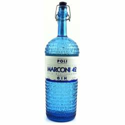 Jacopo Poli Marconi 42 Gin Mediterraneo 0,70l 42% vol.