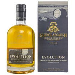 Glenglassaugh Evolution Single Malt Whisky 50% vol. 0,70l