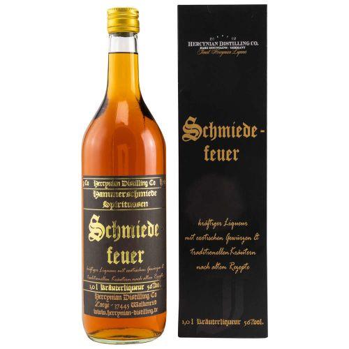 Schmiedefeuer Kräuterlikör by Hammerschmiede 6er Sparset (6 x 1,0l)