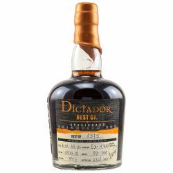 Dictador Best of 1979 Rum 44% vol. 0,70l