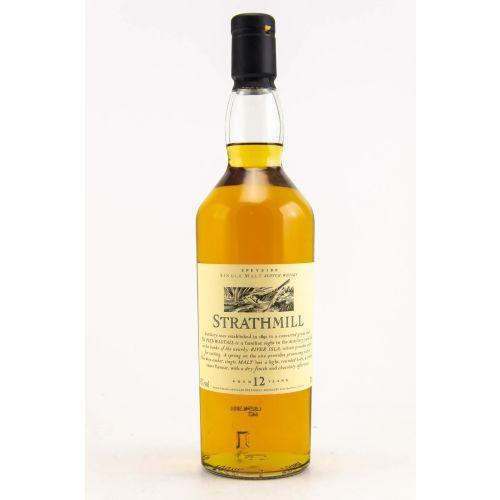 Strathmill 12 Jahre Flora + Fauna Whisky 43% vol 0,70l