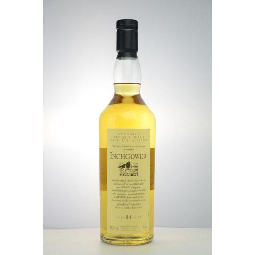 Inchgower 14 Jahre Flora + Fauna Whisky 43% vol. 0,70l