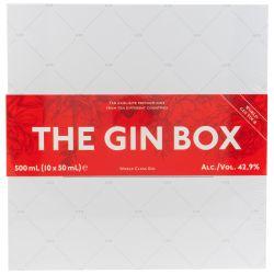 The World Class Gin Tasting Box 10 x 50ml