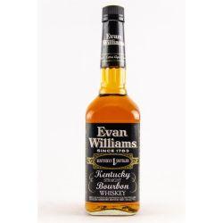 Evan Williams Black Label Bourbon Whiskey