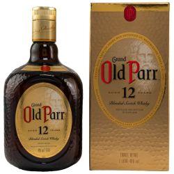 Old Parr 12 Jahre De Luxe Scotch Whisky 40% vol. 1,0l