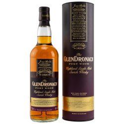 Glendronach Port Wood 46% vol. 0,70l