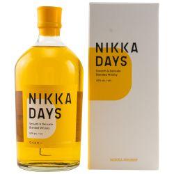 Nikka Days - Japanese Whisky 40% vol. 0,70l