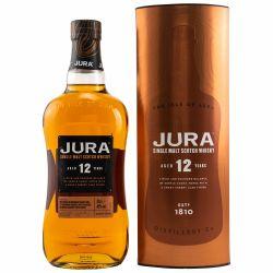 Isle of Jura 12 Jahre Single Malt Whisky 40% vol. 0,70l