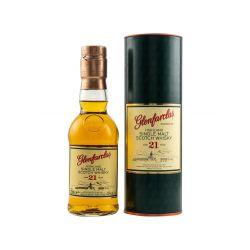 Glenfarclas 21 Jahre Single Malt Whisky Mini 43% vol. 200ml