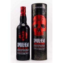 Smokehead Sherry Bomb - Limited Edition 48% vol. 0,70l