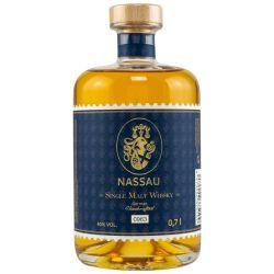 Nassau German Single Malt Whisky Deutschland