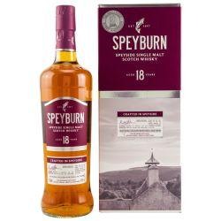Speyburn 18 Jahre Speyside Singel Malt Whisky