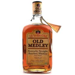 Old Medley 12 YO Kentucky Straight Bourbon Whiskey