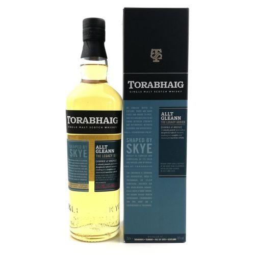 Torabhaig Allt Gleann The Legacy Series Whisky