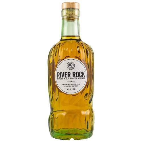 River Rock Single Malt Whisky 40% vol. 0.70l