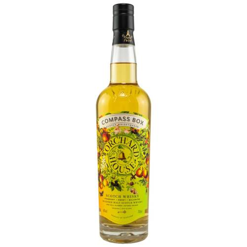 Compass Box Orchard House Blended Whisky
