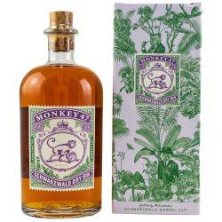 Monkey 47 Barrel Cut Gin Mulberry 2020 - 47% vol. 0.50l