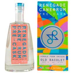 Renegade Rum Old Bacolet Pot Still 1st Release