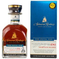 Admiral Rodney HMS Royal Oak Rum 40% vol. 0.70l
