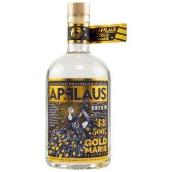 Applaus Goldmarie Stuttgart Dry Gin 43% vol. 0,50l